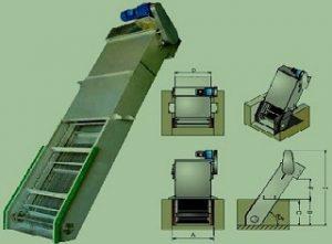 Gia công máy gạt rác tự động vật liệu inox 304