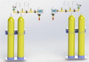 Lắp đặt hệ thống châm clo khử trùng nước