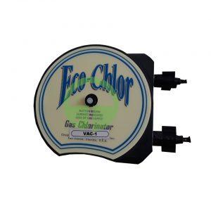 Máy châm clo ECO-Chlor model EC-106 công suất 2kg/h có chuyển đổi tự động