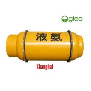 Bình chứa clo 1000kg Trung Quốc – Bình nằm