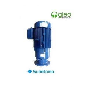 Động cơ giảm tốc Sumitomo 0.2kw, 132v/ph CNVM02-6060-11