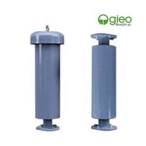 Gia công ống giảm thanh máy thổi khí