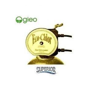 Máy châm clo ECO-Chlor model EC-100 công suất 0-2kg/h