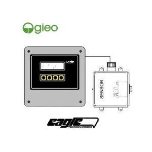 Máy phát hiện rò rỉ clo AEGLE model GD-1000/CB 1 đầu dò