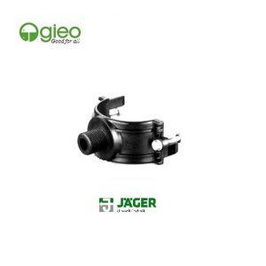 """Đai khởi thủy kết nối ren ngoài 1"""" (Jaeger – Đức)"""