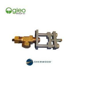 Cùm kẹp van ngăn cánh đầu bình (Isolating valve)